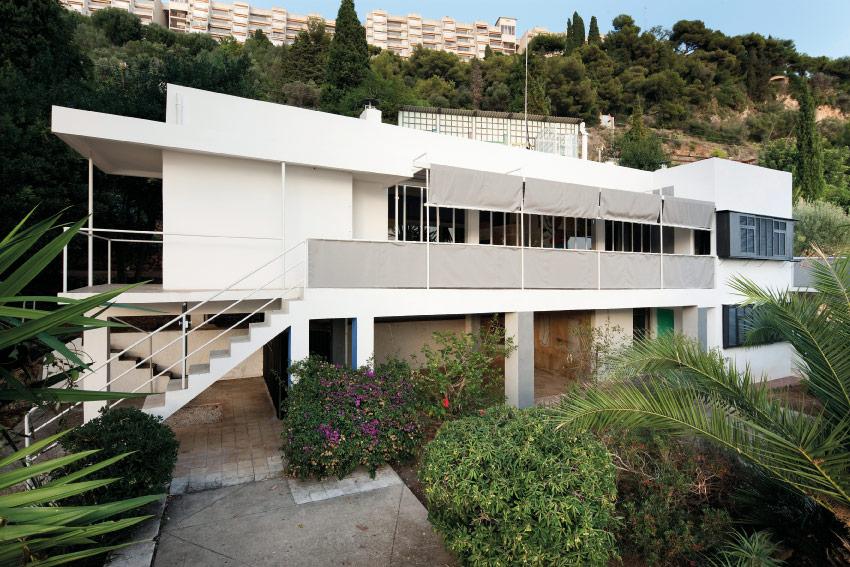 Eileen Gray et la Villa E-1027 du Cap Moderne