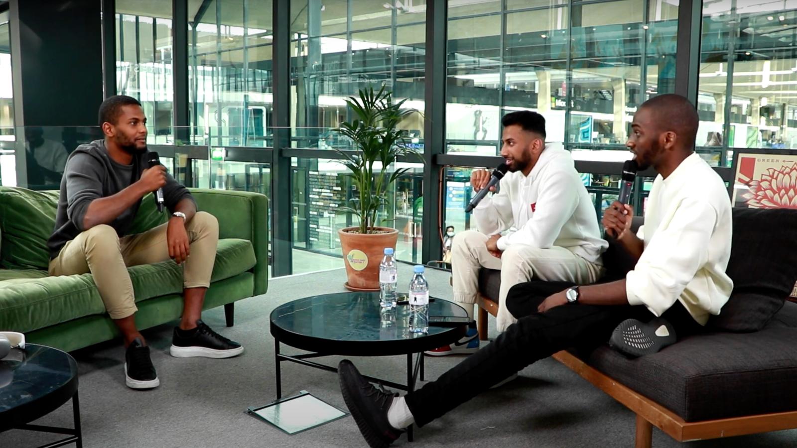 Thumbnail for news article called Fighters Club : l'interview de Yomi Denzel par Thirin & Mohamed (Uncle J)