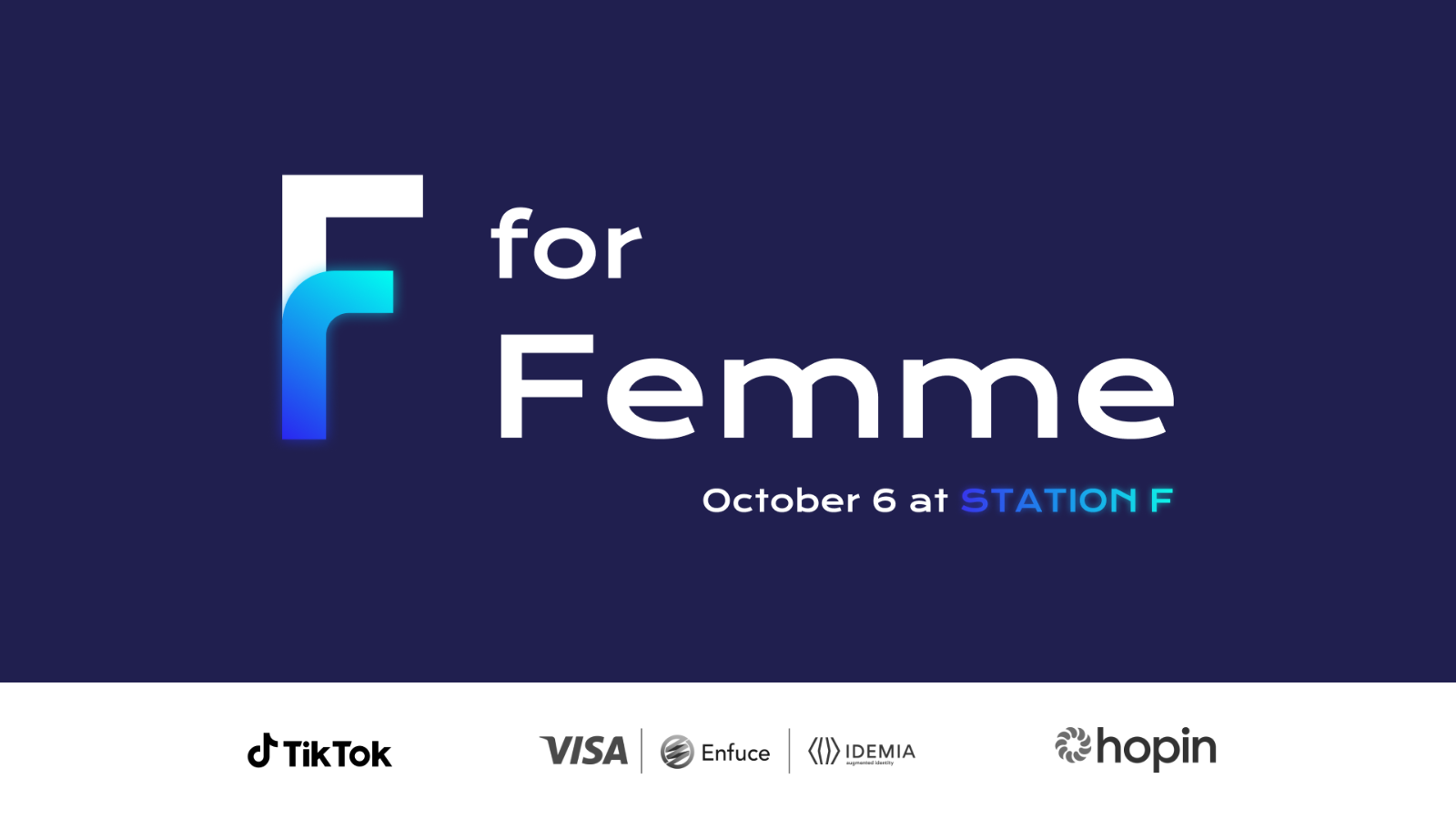 """Thumbnail for news article called STATION F to host """"F for Femme"""", an exclusive event dedicated to female entrepreneurship on October 6th"""