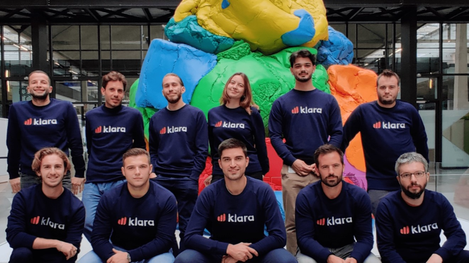 Thumbnail for news article called Klara (Founders Program) raises 1,2M€ to digitize collaborator's experience
