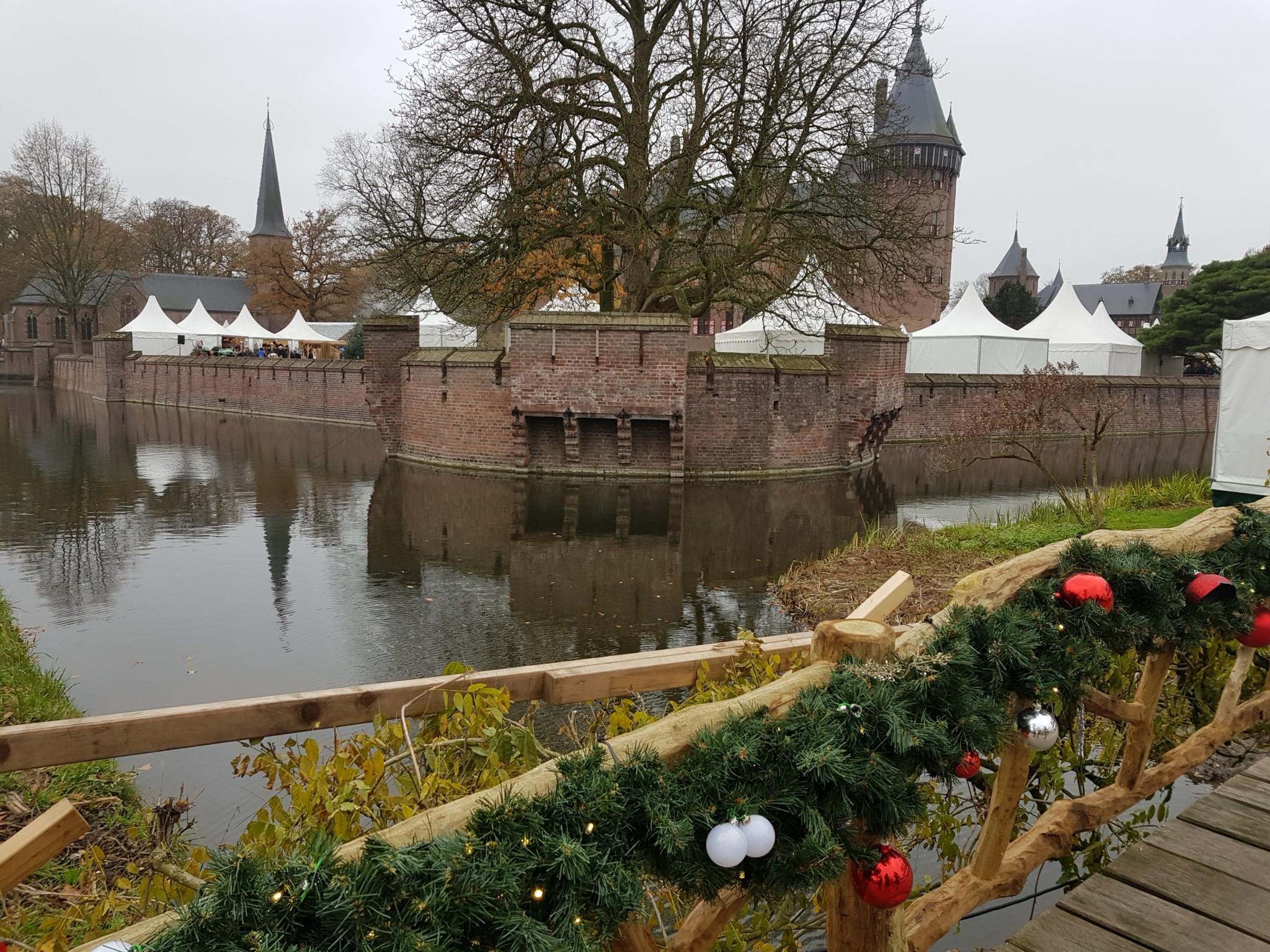 eerste kerstmarkt