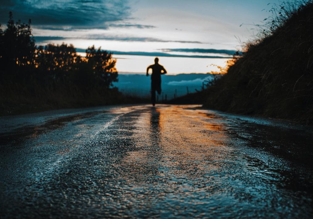 meditatief hardlopen