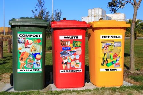 afvalproductie