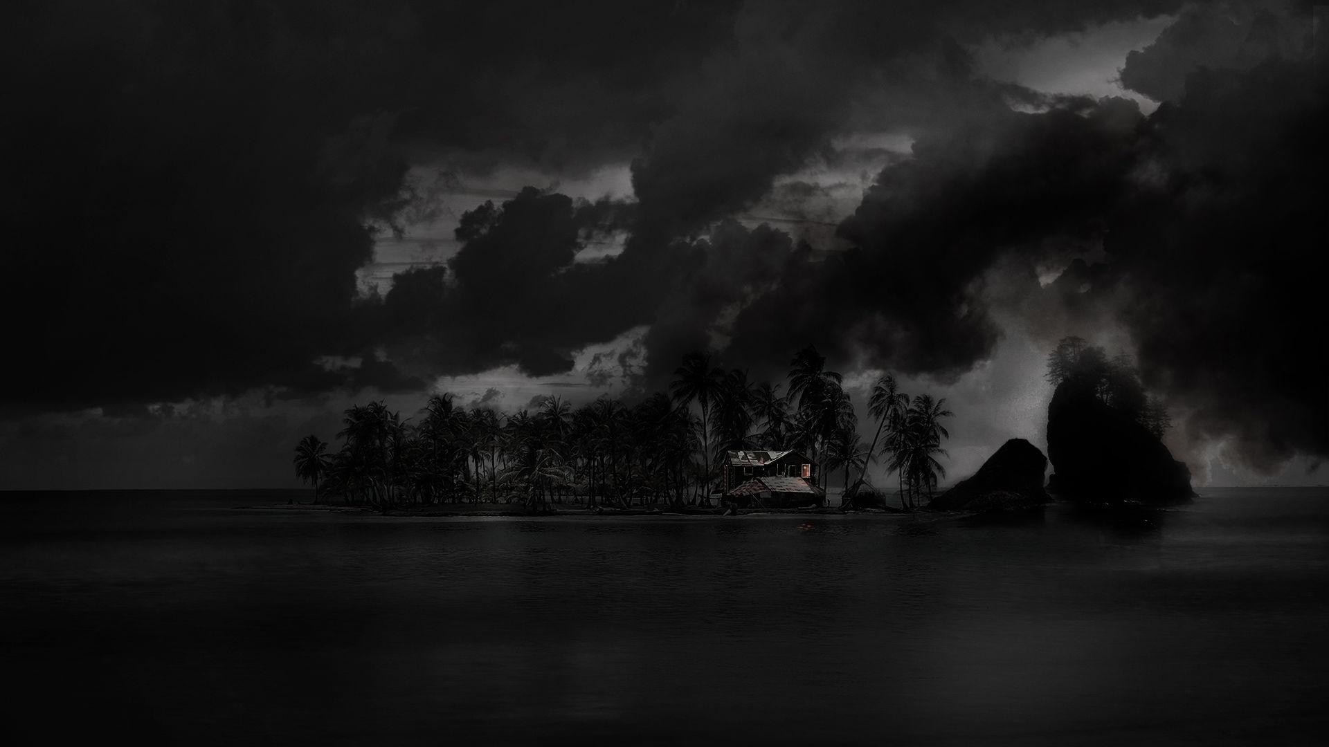 illustration L'île Perdue