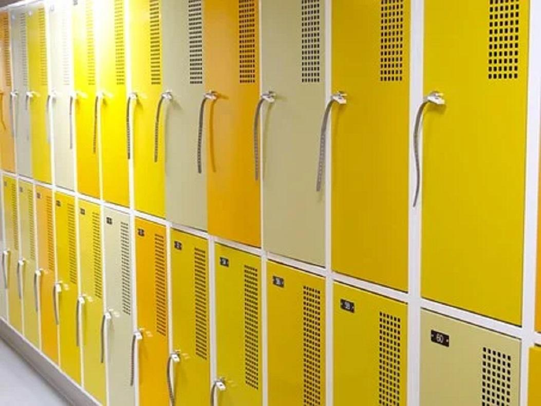 armoire de vestiaire