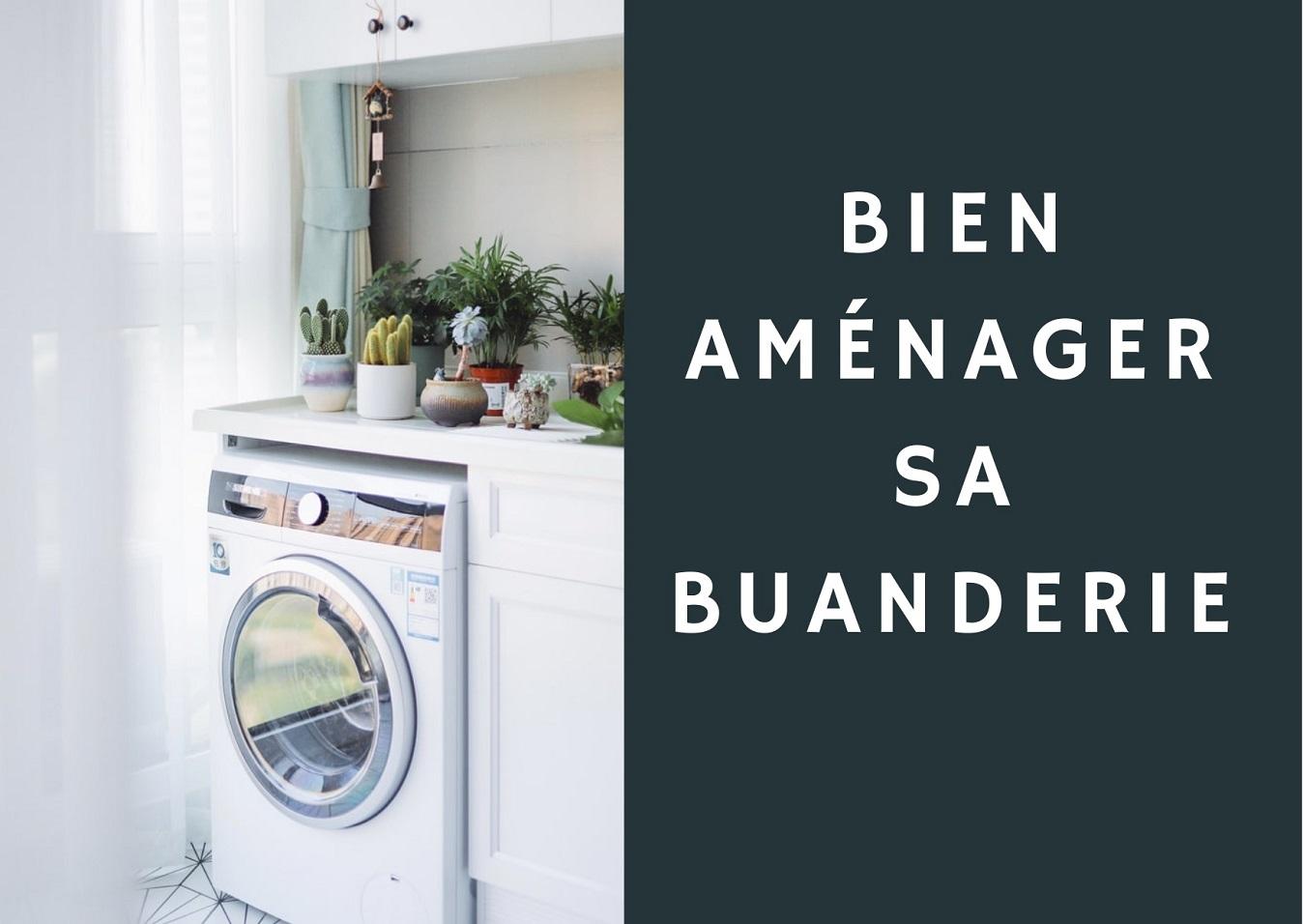 buanderie
