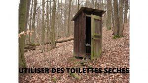 toilette seche