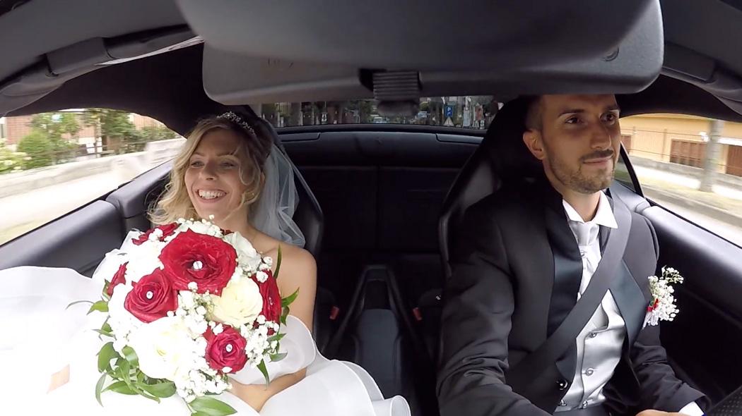 Camera Car Matrimonio