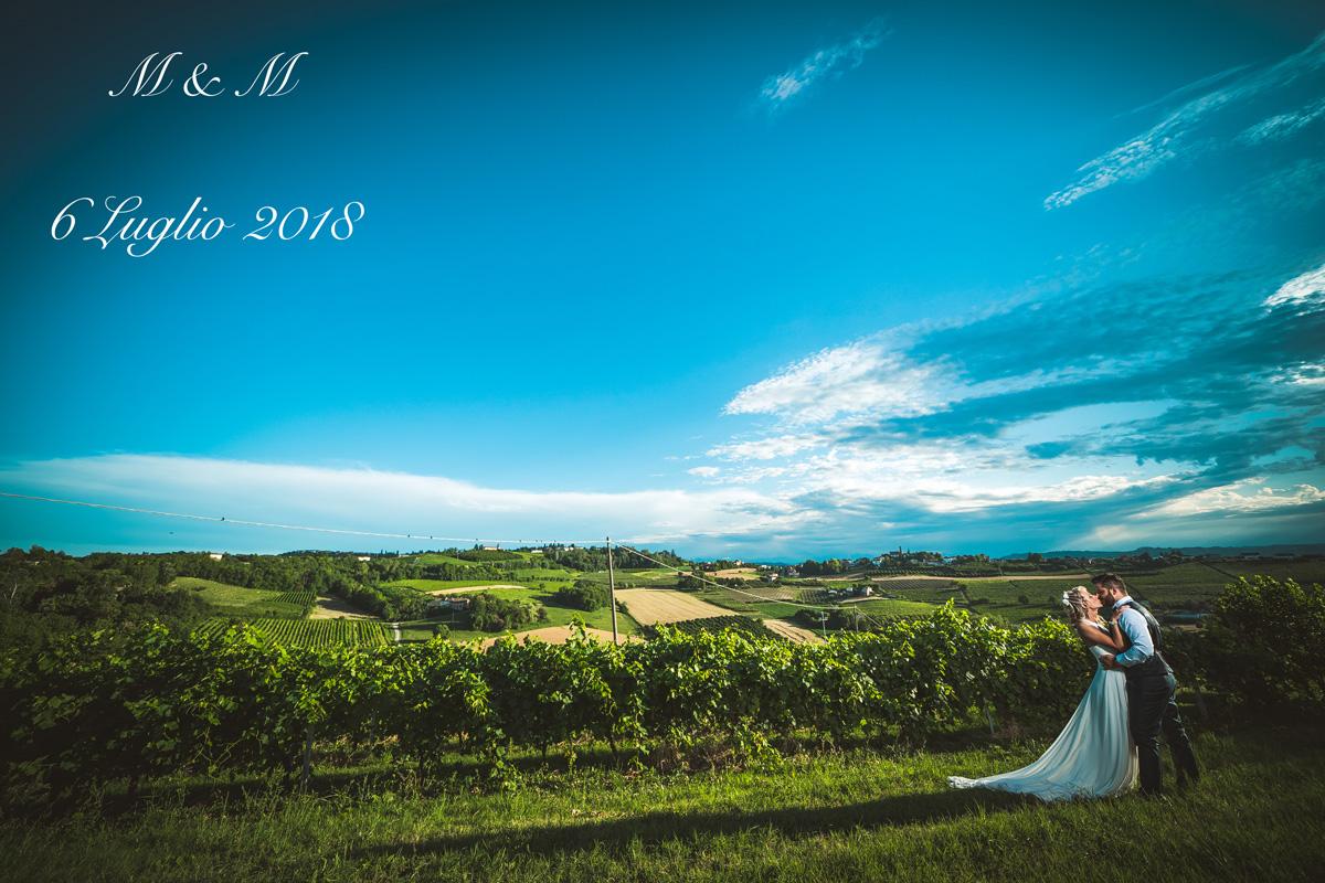 foto istantanee per matrimonio