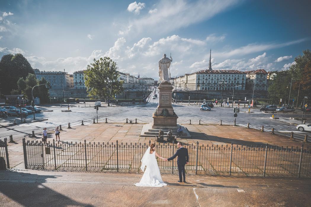 Fotografie di Matrimonio Torino