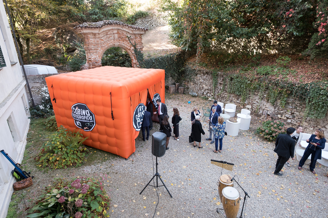 Photo booth per matrimonio