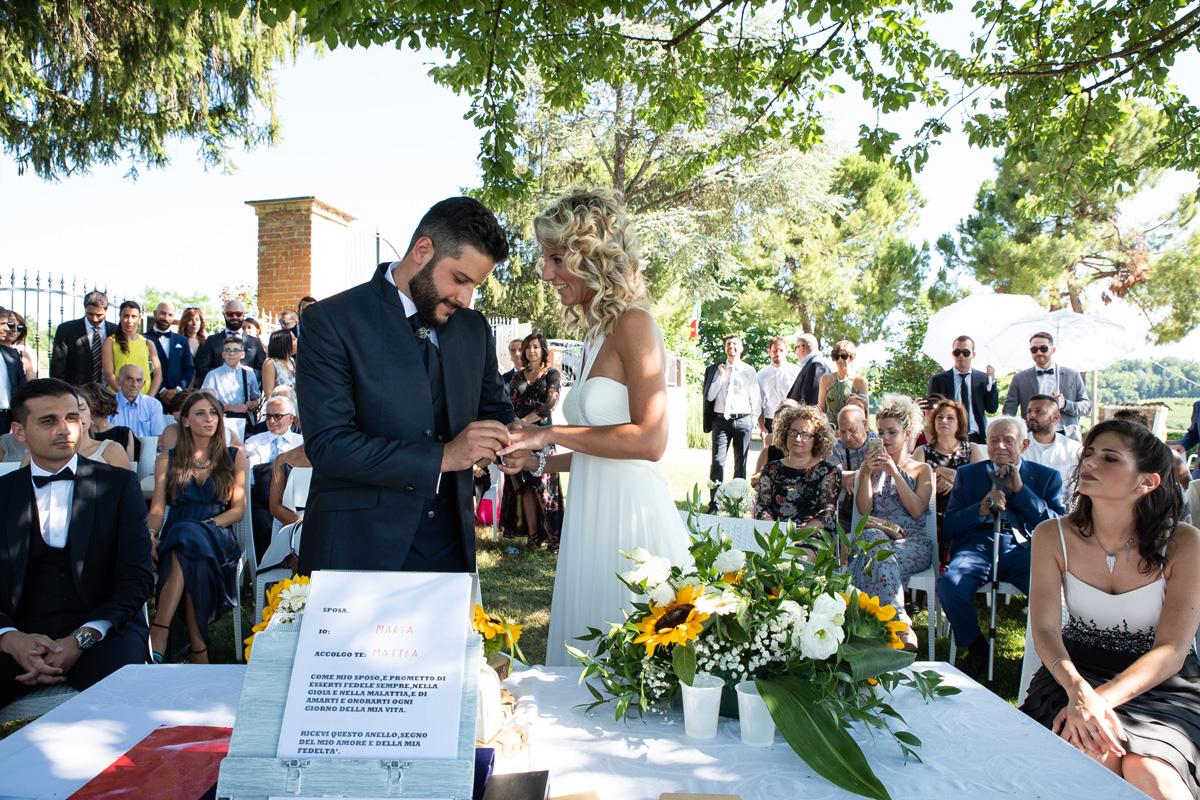 matrimonio la piazza