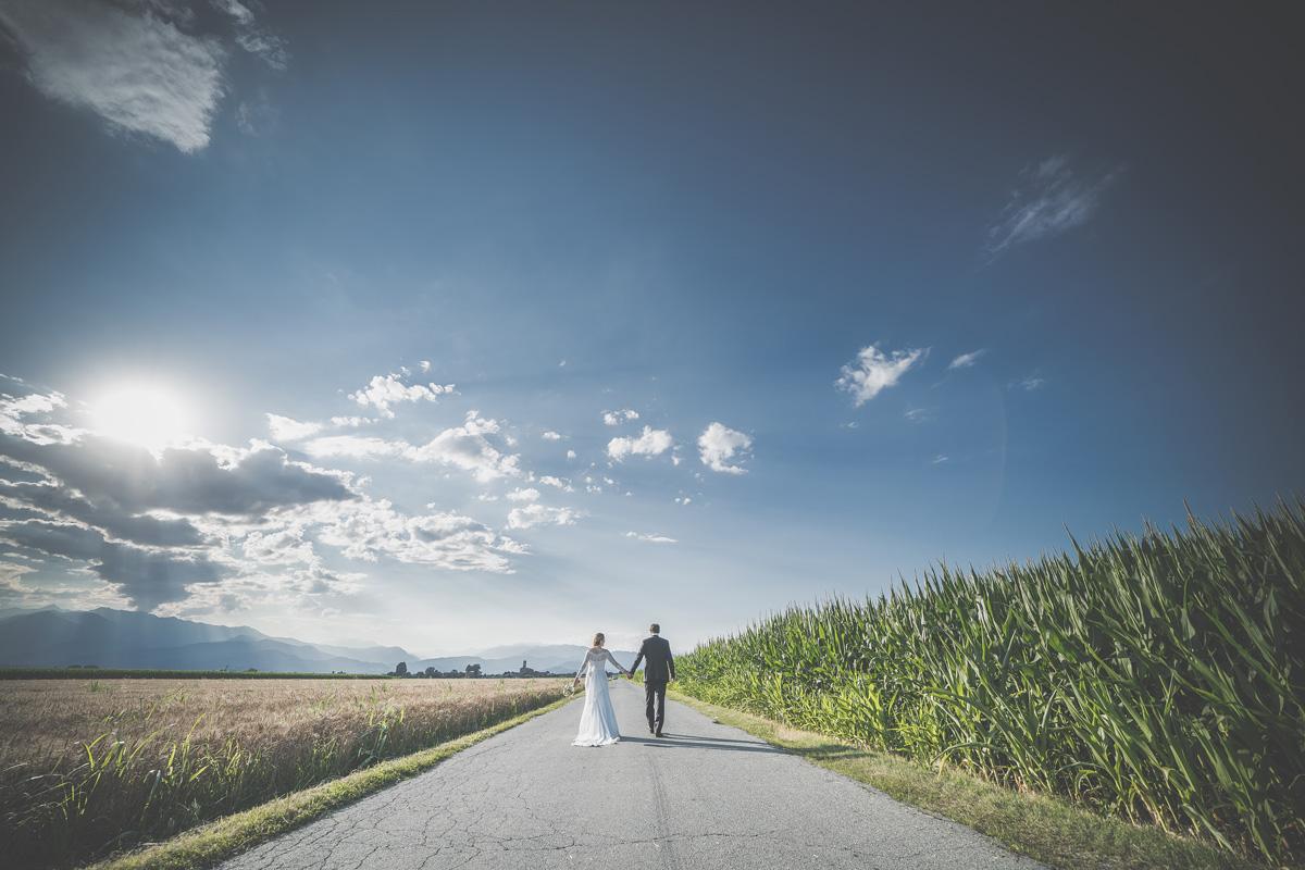 sposarsi a tenuta la morra