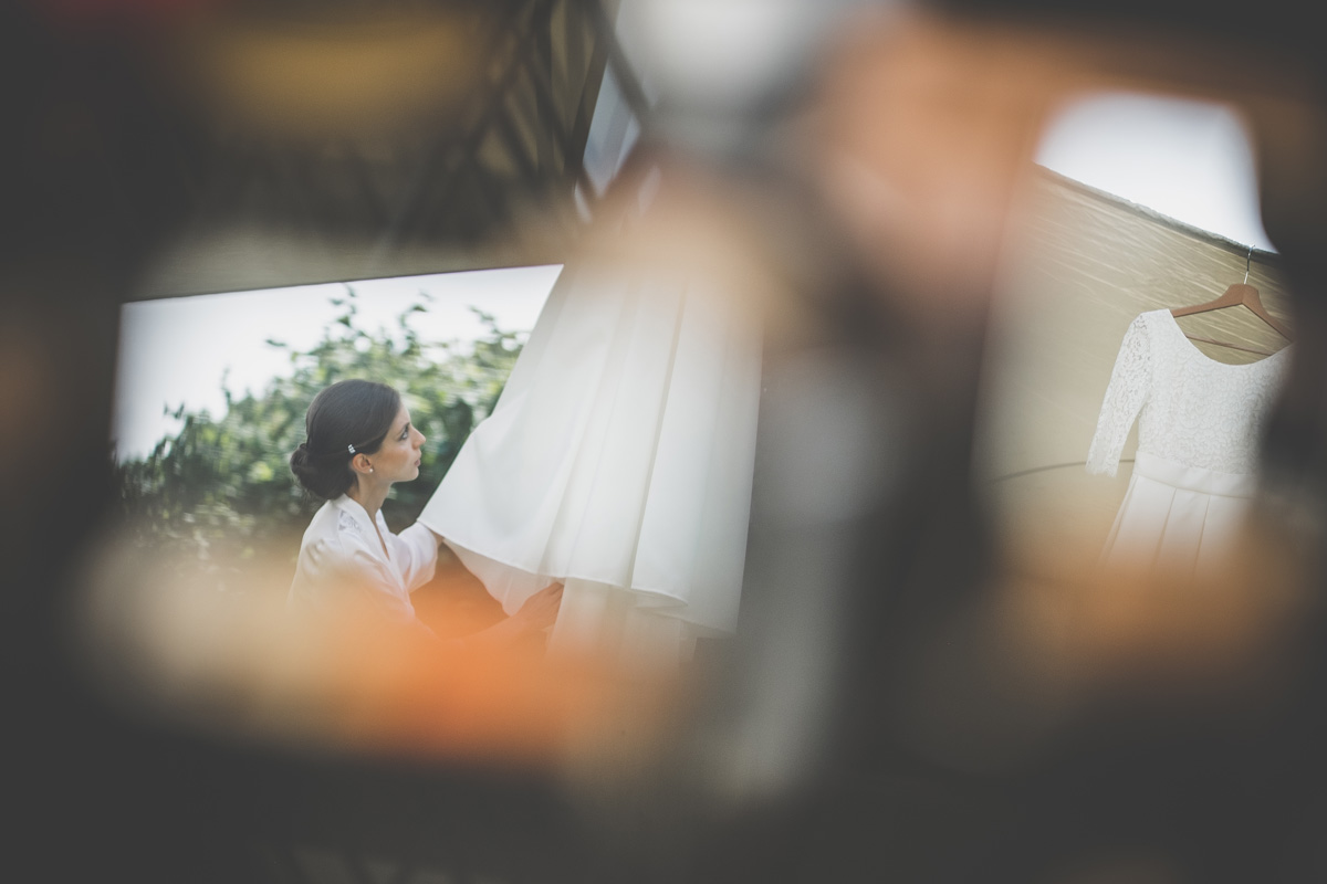 fotografie di matrimonio villa bria