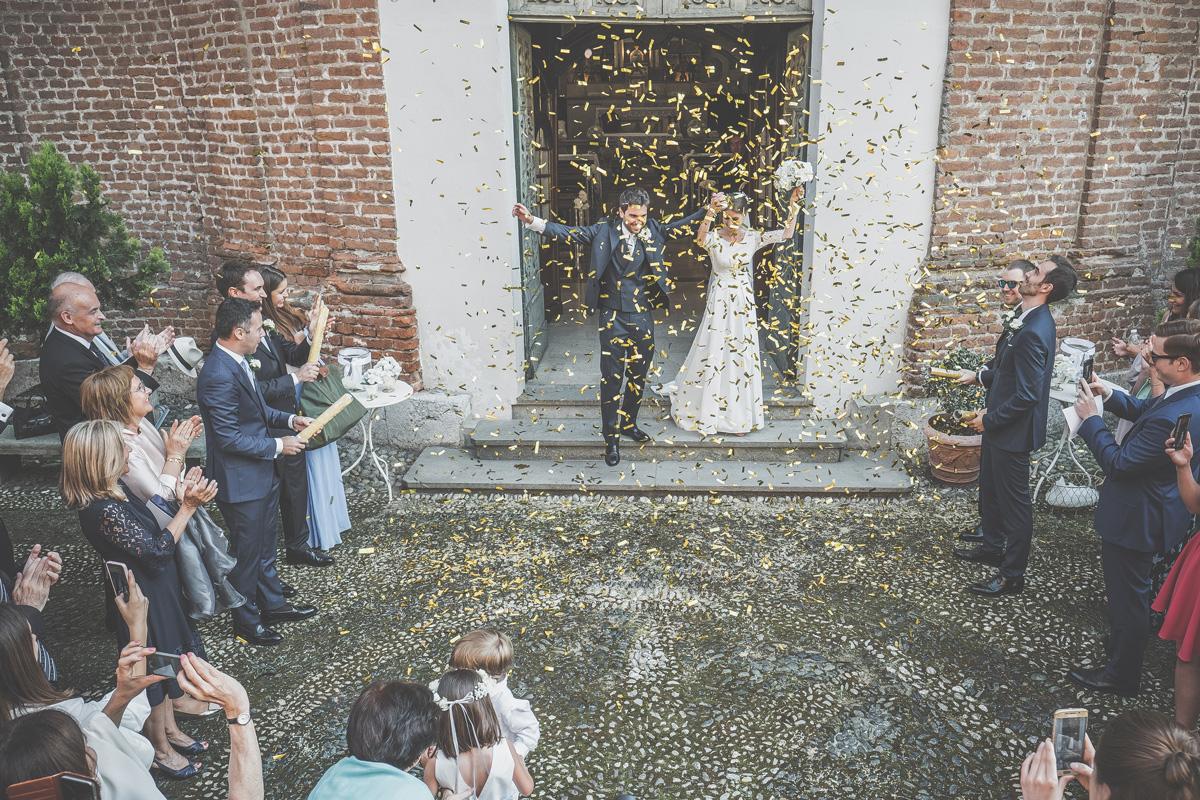 sposarsi a villa bria