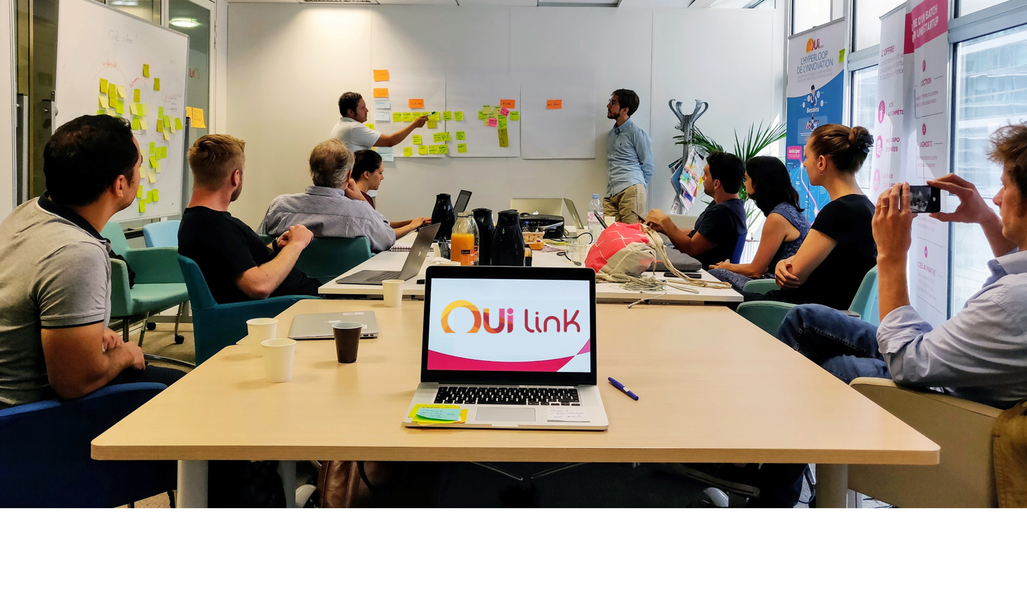 Ouitalk ouisncf ouilink startups innovation accelerateur copie