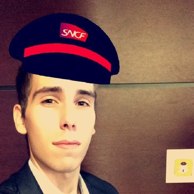 Luc snap sncf