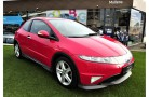 Stockwagens - Honda Civic TYPE S