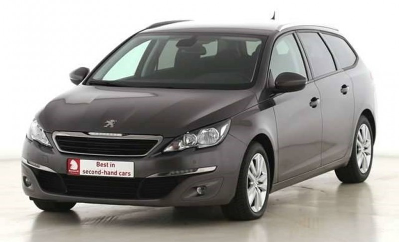 Peugeot 308 SW Active 1.6BlueHDi STT + GPS + PDC + CRUISE + TR