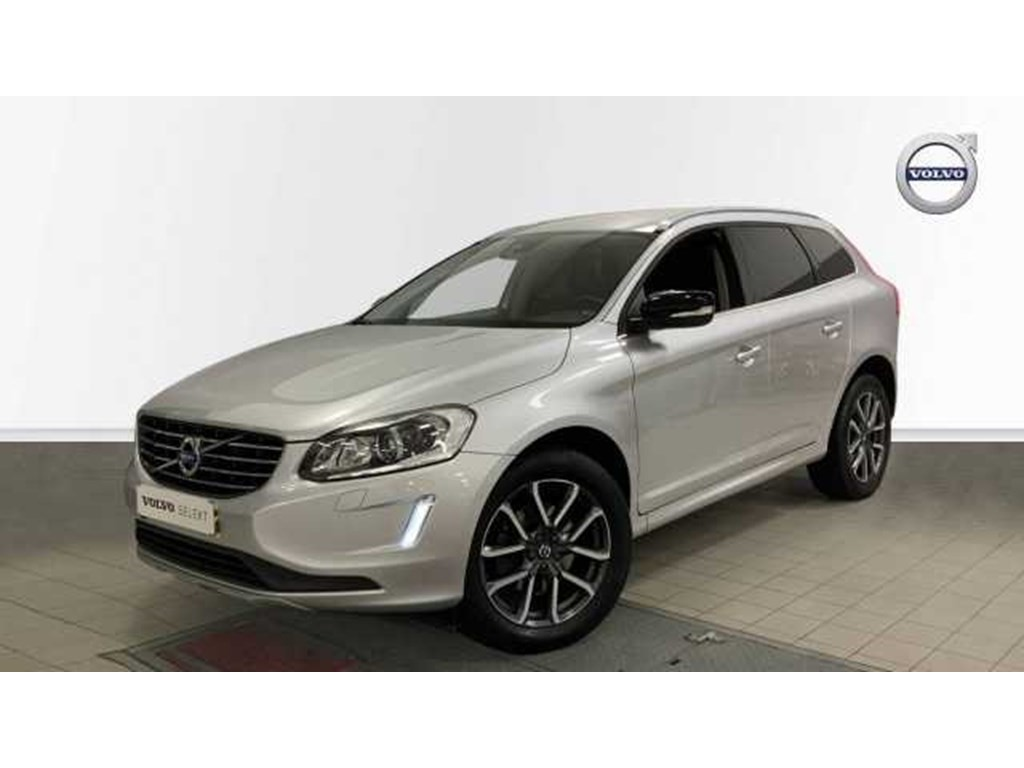 Passenger cars - Volvo XC60 Dynamic Edition D4 Geartronic