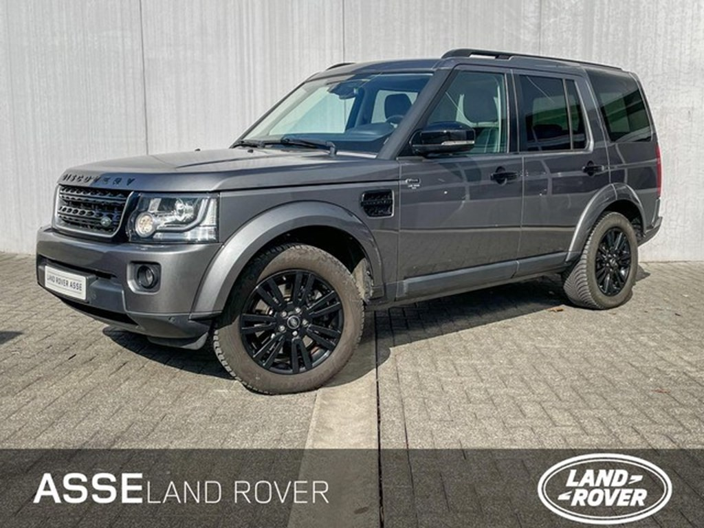 Voitures - Land Rover Discovery TDV6 SE Black Edition