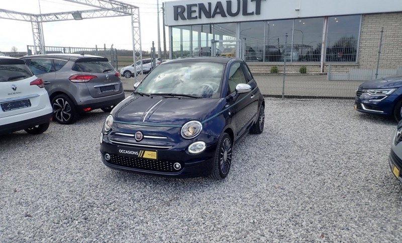 Fiat 500 by Riva