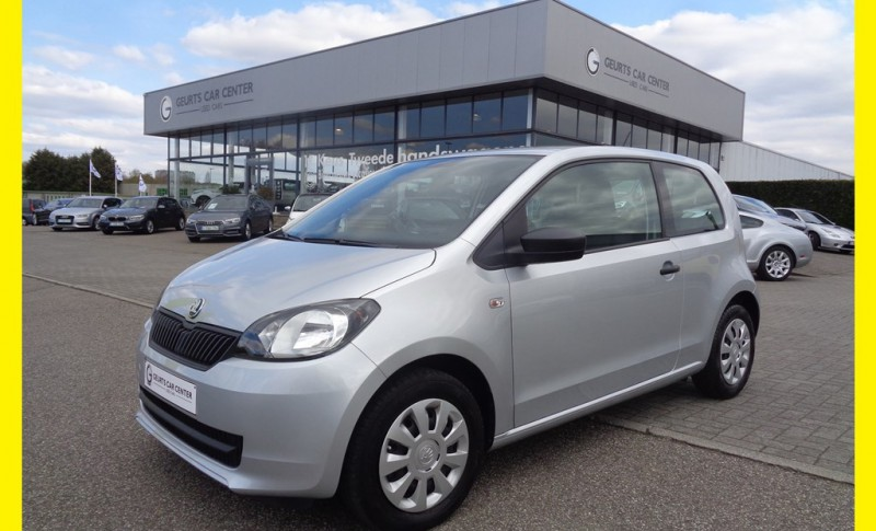 Skoda Citigo 1.0 MPI Active € 5.990