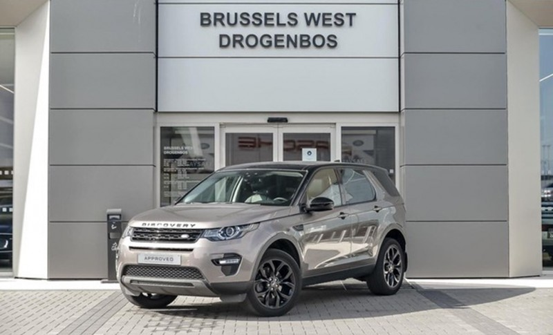 Land Rover Discovery Sport 2 YEARS WARRANTY 2.0 D auto 180ch SE Black pack