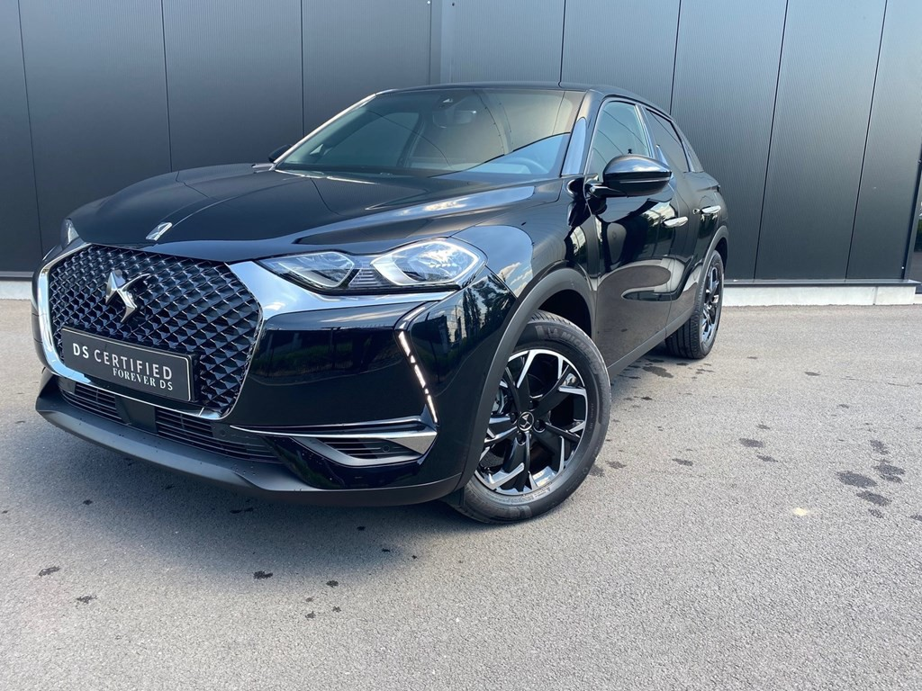 Passenger cars - DS DS 3 Crossback PT 100 Manual So Chic