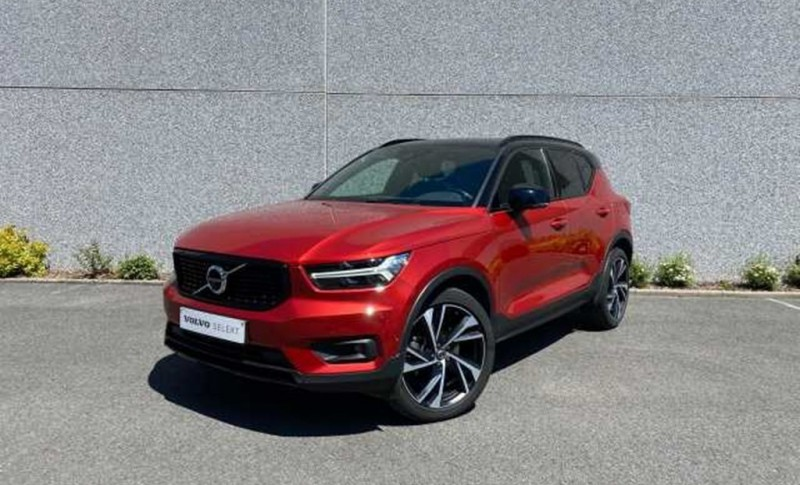 Volvo XC40 R-Design Launch Edition D4 AWD Geartronic