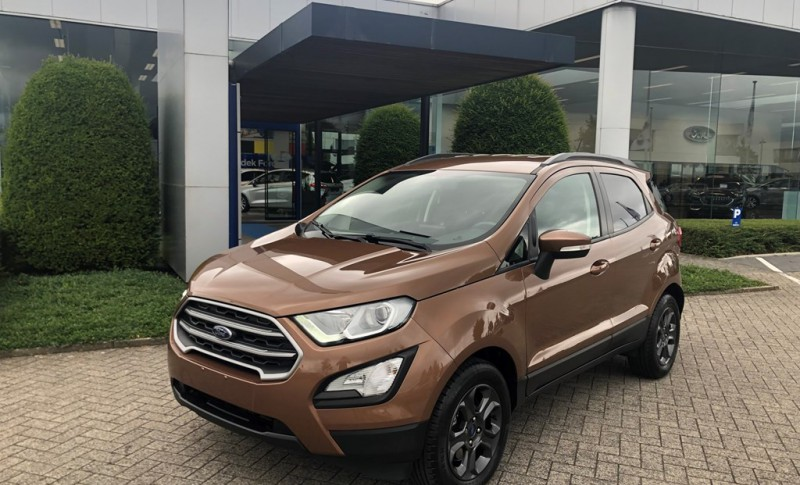 Ford EcoSport EcoBoost Business Class