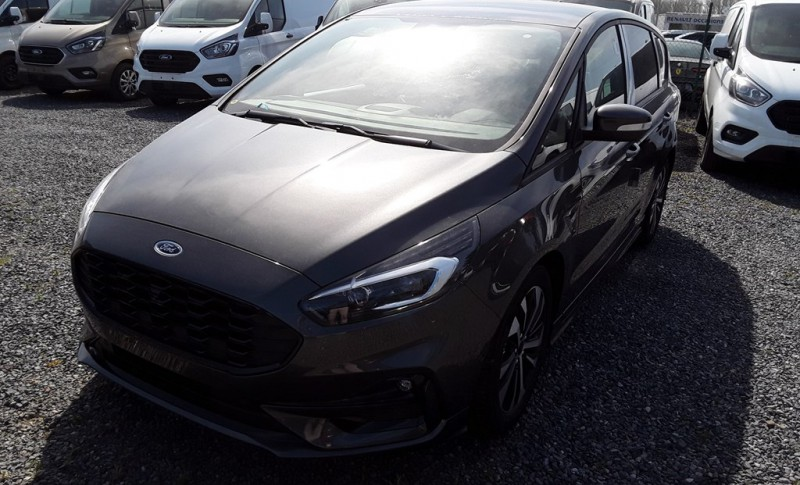 Ford S-Max ST-Line 2.5i HEV 190ch / 140kW HF45aut - 5d
