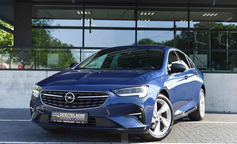 Opel Insignia 2.0 Turbo S/S AT9 GS Line