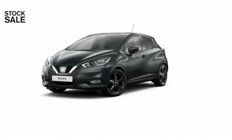 Nissan Micra 1.0 IG-T 92 CVT N-SPORT + URBAN PACK + CONNECT PAC
