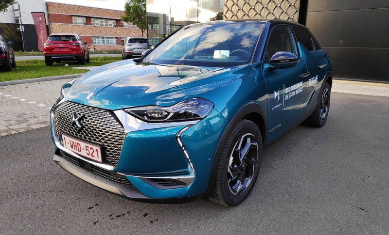 DS DS 3 Crossback Granc Chic  Full option  Focal