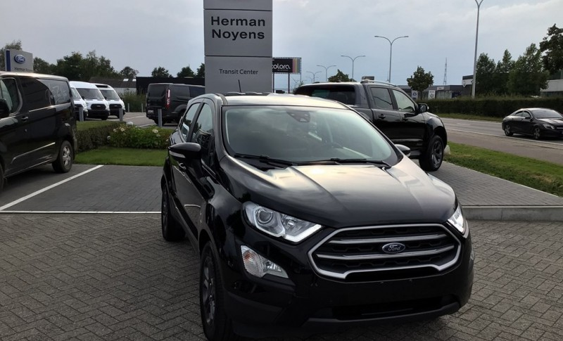 Ford EcoSport EcoBoost Connected