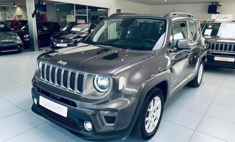 Jeep Renegade Limited 1.6l 115ch