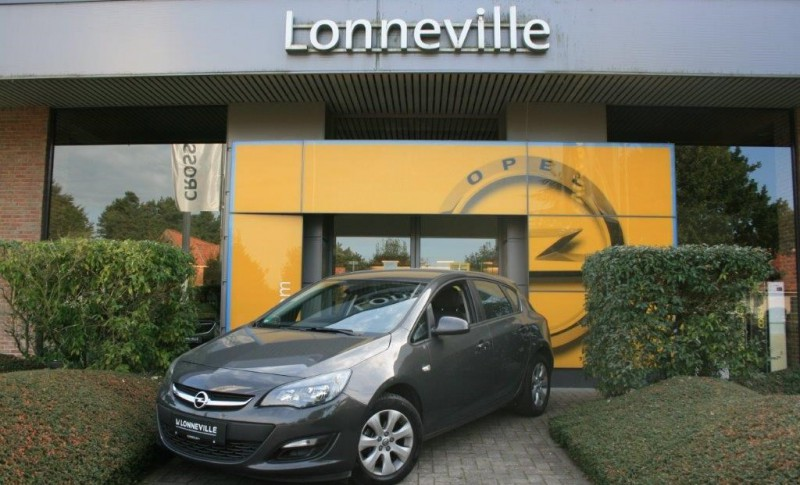 Opel Astra 1.4 Ultimate Edition BLUETOOTH AIRCO CRUISE CONTROL
