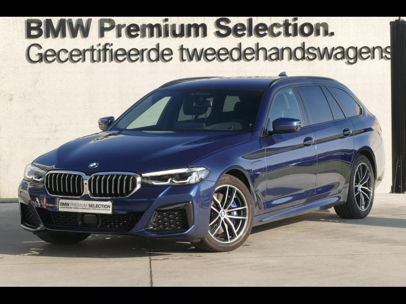 Stockwagens - BMW Serie 5 530 Real Hybrid xDrive Touring M S