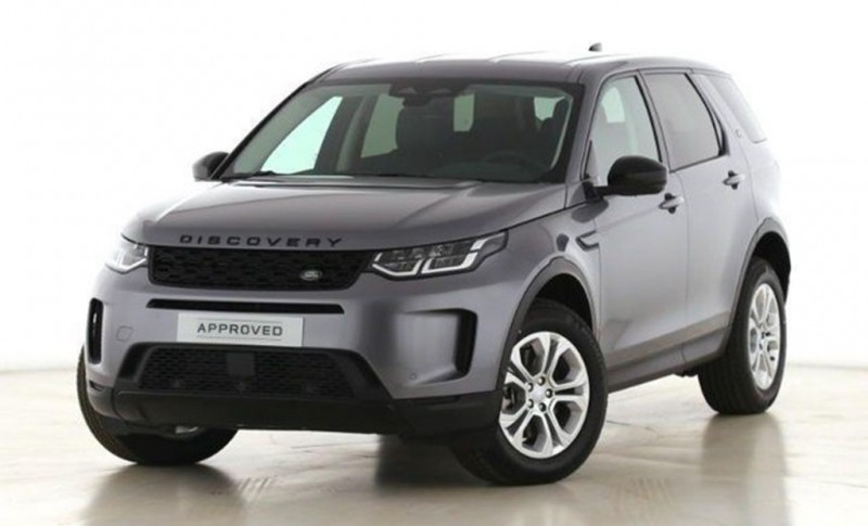 Land Rover Discovery Sport D165 S AWD Aut.