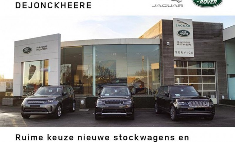 Land Rover Discovery Sport - 2.0 165 PK R-DYNAMIC S AUT.