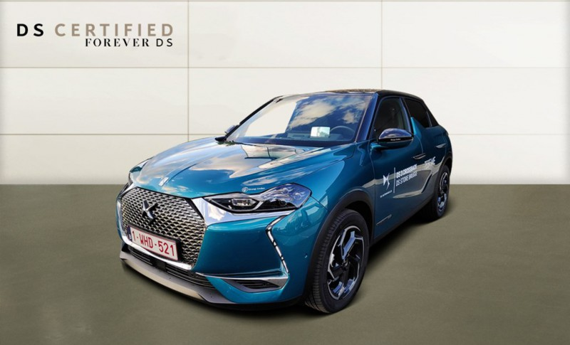 DS DS 3 Crossback Grand Chic  Full option  Focal
