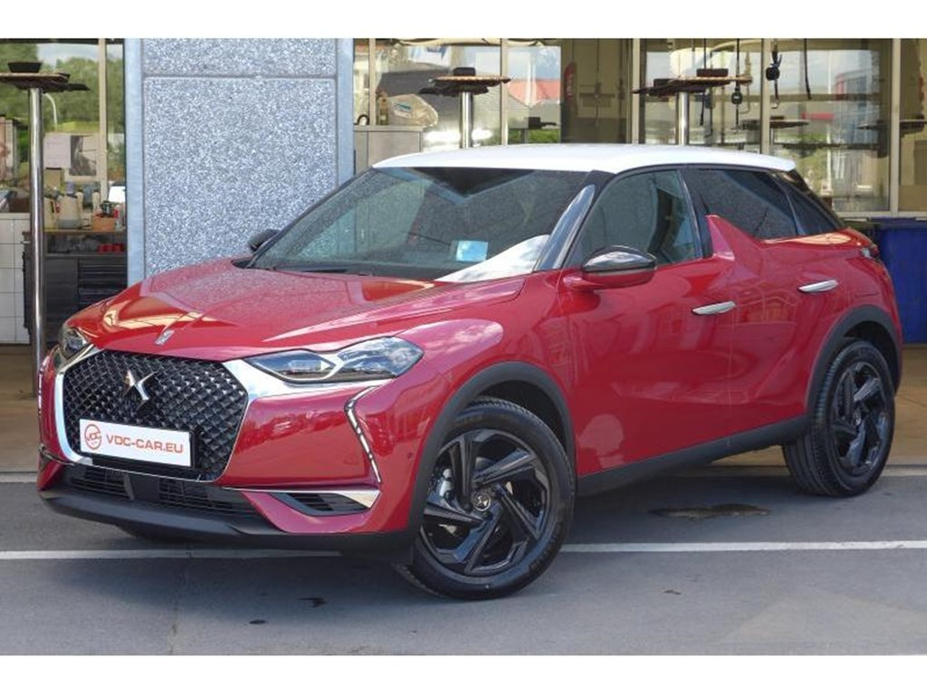 Passenger cars - DS DS 3 CROSSBACK So Chic