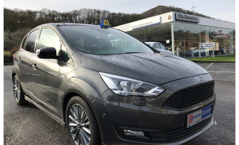 Ford C-Max 1.0 ECOBOOST 125H
