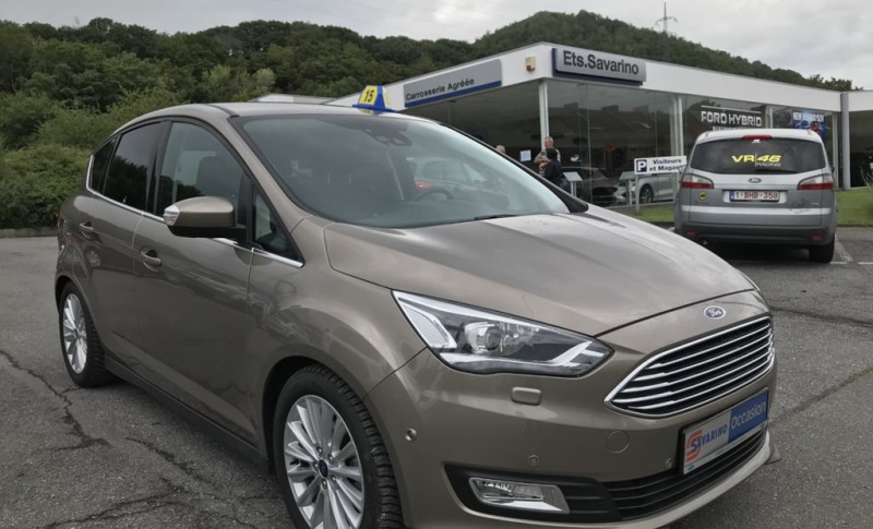 Ford C-Max 1.0 ecoboost 125ch