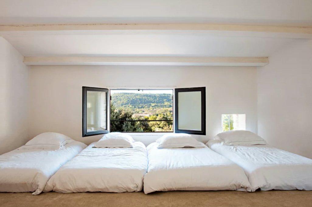 exemple chambre à coucher
