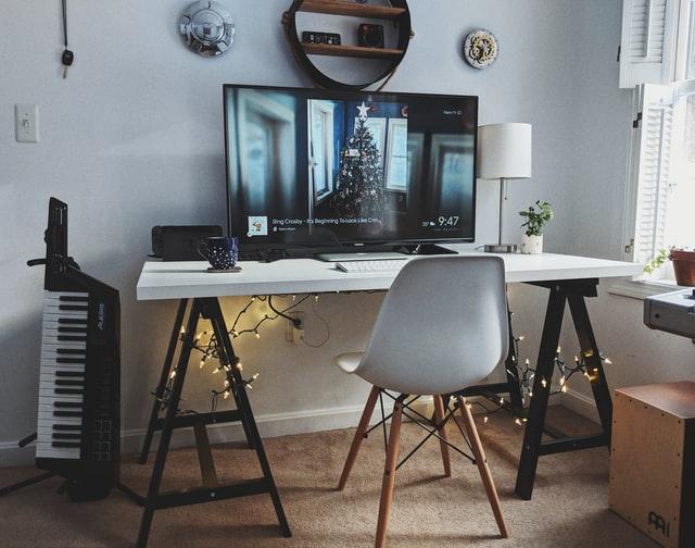 bureau chambre à coucher