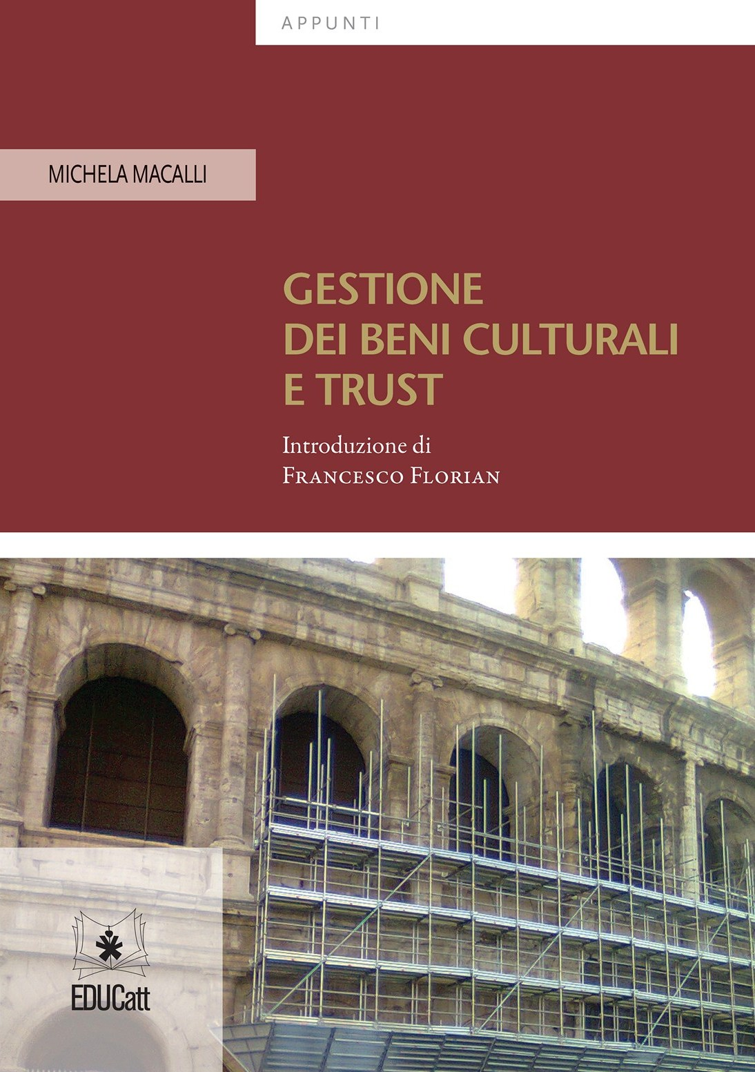GESTIONE DEI BENI CULTURALI E TRUST