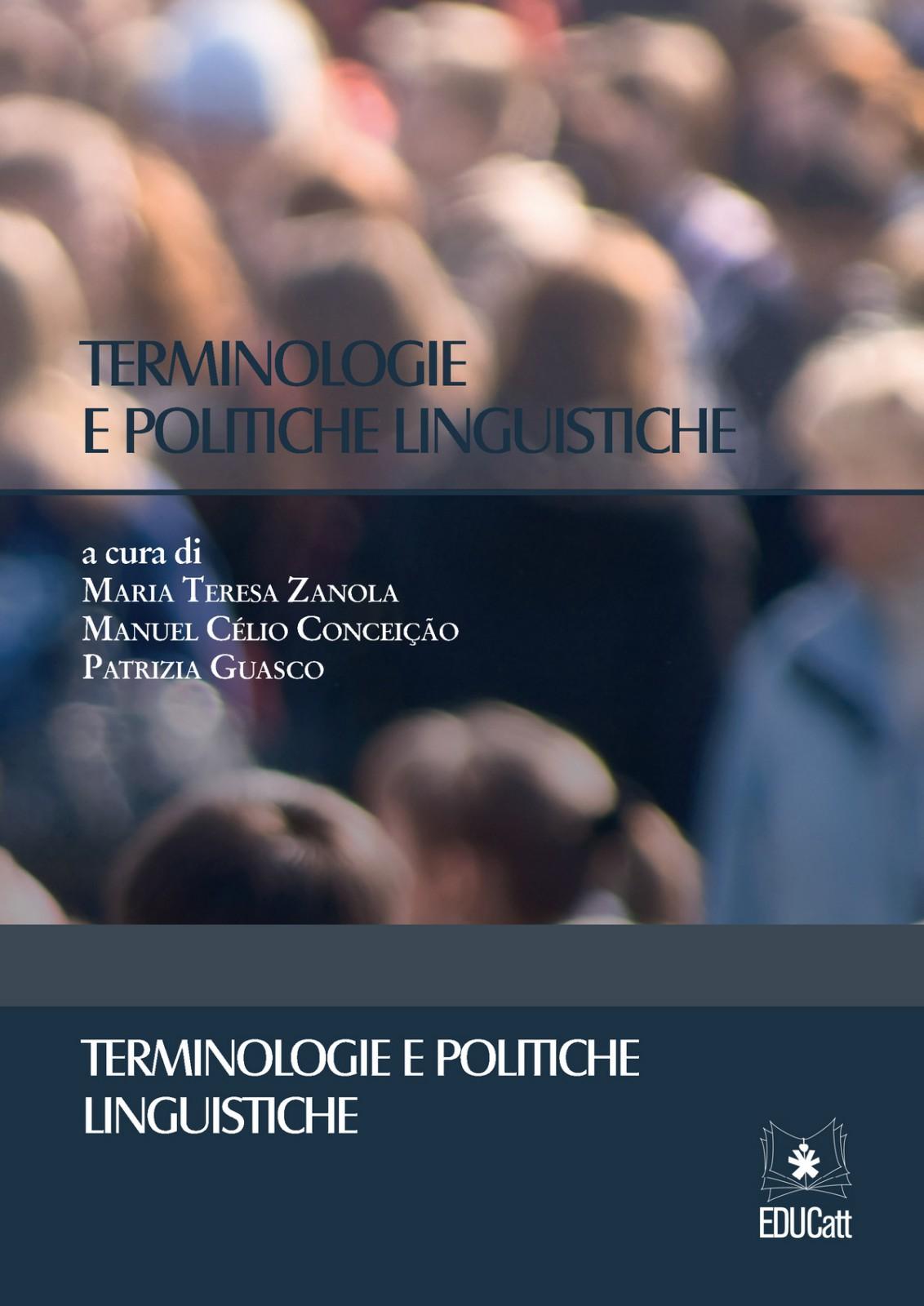 TERMINOLOGIE E POLITICHE LINGUISTICHE