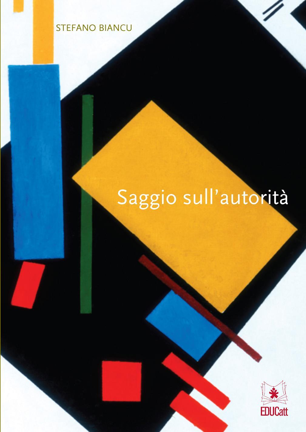 SAGGIO SULL'AUTORITA'